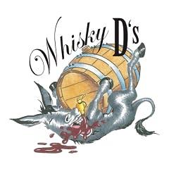 Logo for Whiskey D's