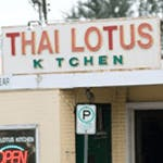 Logo for Thai Lotus Kitchen