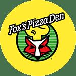 Logo for Fox's Pizza Den