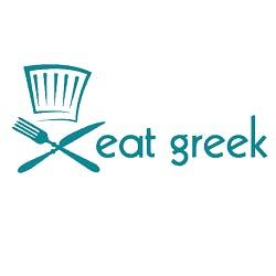 Logo for Eat Greek