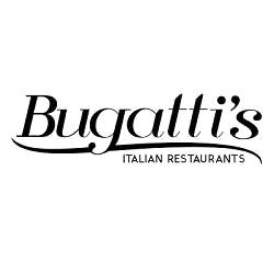 Logo for Bugatti's Ristorante