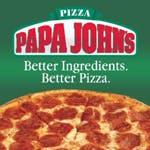 Logo for Papa John's Pizza - Oshkosh (1225)
