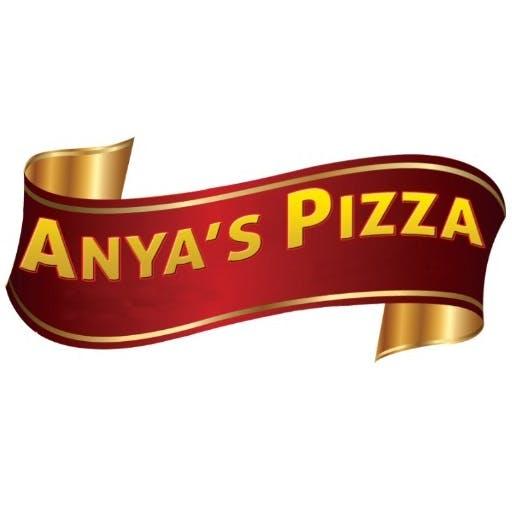 Logo for Anya's Pizza