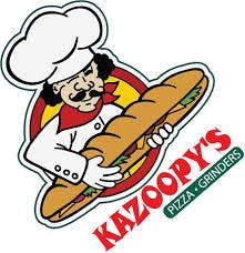 Logo for Kazoopy's Pizza & Grinders - 1908 W. Main St.