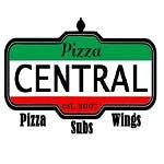 Logo for Pizza Central