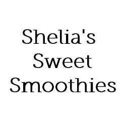 Logo for Shelia's Sweet Smoothies