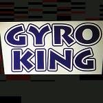 Logo for Gyro King & Wings