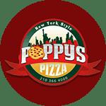 Logo for Poppys Pizza
