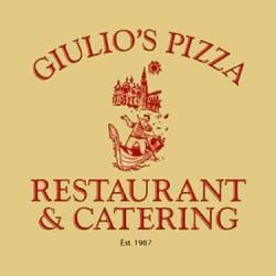 Logo for Giulio's Pizza Restaurant