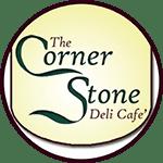 Logo for Cornerstone Cafe & Deli