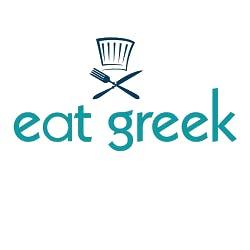 Logo for Eat Greek Express