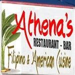 Logo for Athena's Restaurant and Bar