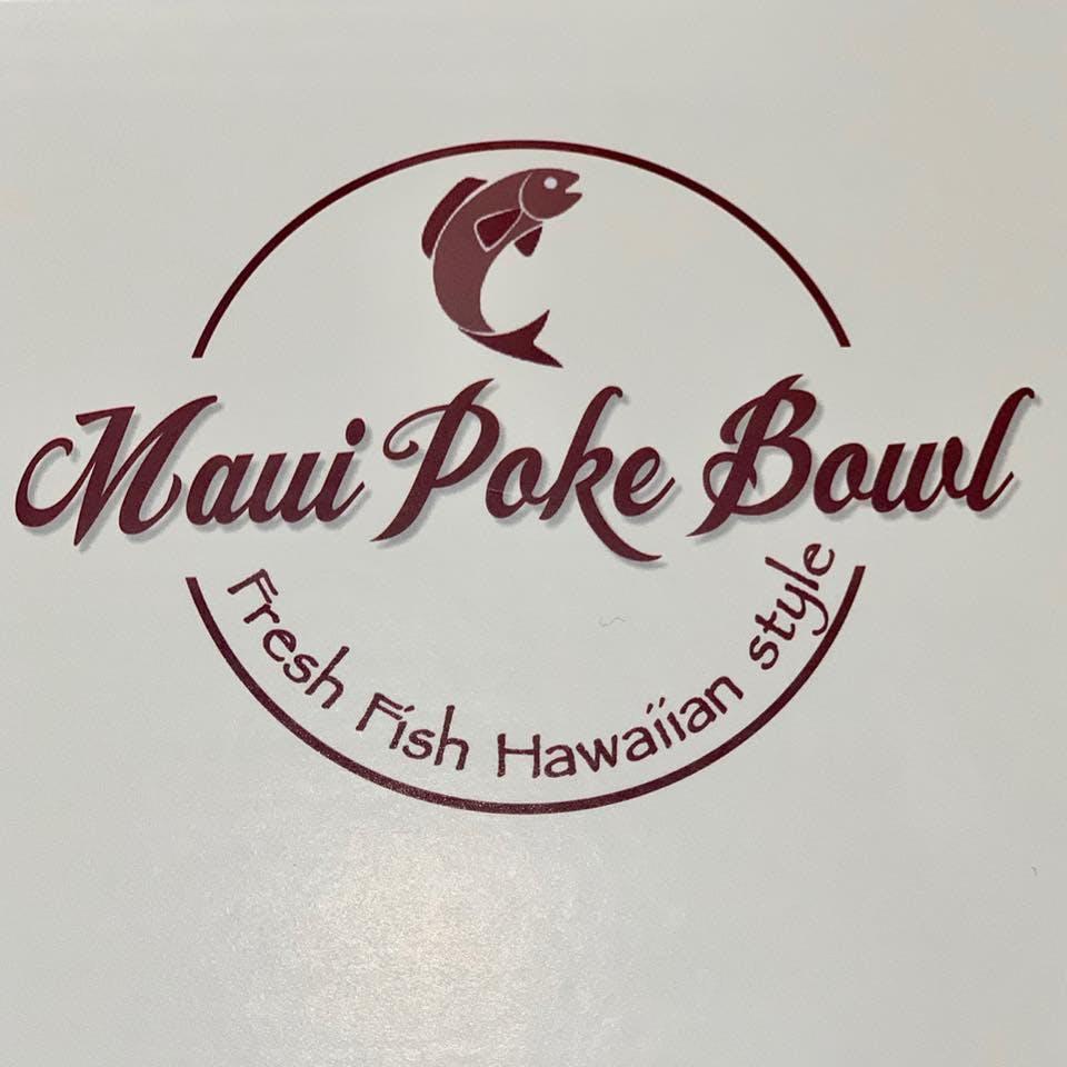 Logo for Maui Poke Bowl