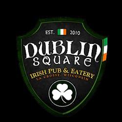 Logo for Dublin Square Irish Pub & Eatery