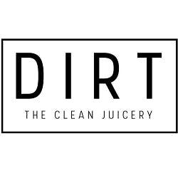 Logo for Dirt Juicery - Oneida St.