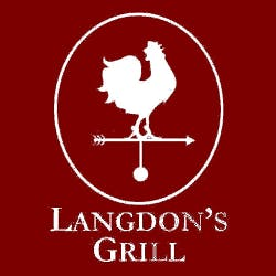 Logo for Langdon's Grill