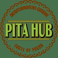 Logo for Pita Hub - Redwood City