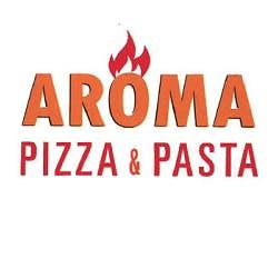 Logo for Aroma Pizza & Pasta