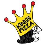 Logo for King's Pizza