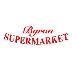 Logo for Byron Super Market