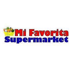 Logo for Mi Favorita Supermarket