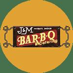 Logo for J & M Bar-B-Q
