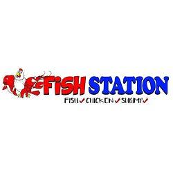 Logo for Fish Station