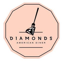 Diamonds American Diner Menu and Delivery in Green Bay WI, 54301