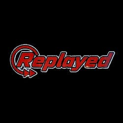 Logo for Replayed
