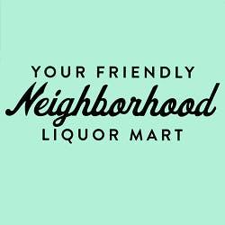 Logo for Neighborhood Liquor Mart