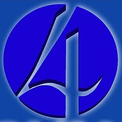 Logo for 4 Guys Bistro
