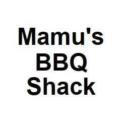 Logo for Mamu's BBQ Shack