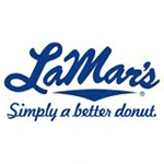 Logo for LaMar's Donuts and Coffee - Westminster