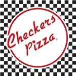 Logo for Checkers Pizza - Newington