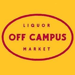 Logo for Off Campus Beer & Spirits