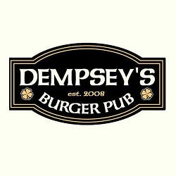 Dempsey's Burger Pub Menu and Delivery in Lawrence KS, 66044