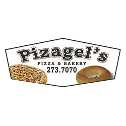 Pizagel's Pizza & Bakery - Topeka Menu and Delivery in Topeka KS, 66614