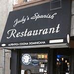 Logo for Judy's Spanish Restaurant