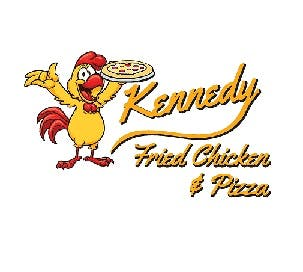 Logo for Kennedy Fried Chicken & Pizza