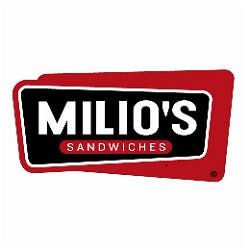 Logo for Milio's Sandwiches - S 1st Ave