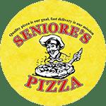 Logo for Seniores Pizza - San Francisco