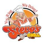 Logo for Stevo's Grill