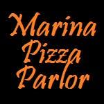 Logo for Marina Pizza Parlor
