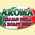 Logo for Aroma Italian Pizza & Roast Beef