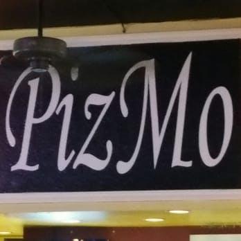 Logo for Pizmo Cafe