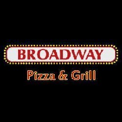 Logo for Broadway Pizza and Grill