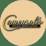 Logo for Comensoli's Italian Bistro & Bar
