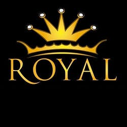 Logo for Royal Roast Beef and Seafood
