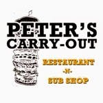 Logo for Peter's Carry Out