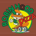 Logo for Robin Hood Pizza